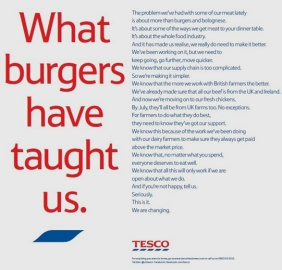 What burgers have taught us
